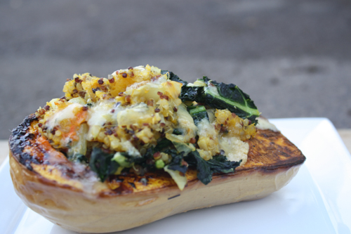 ... quinoa is rich butternut squash kale stuffed butternut squash quinoa